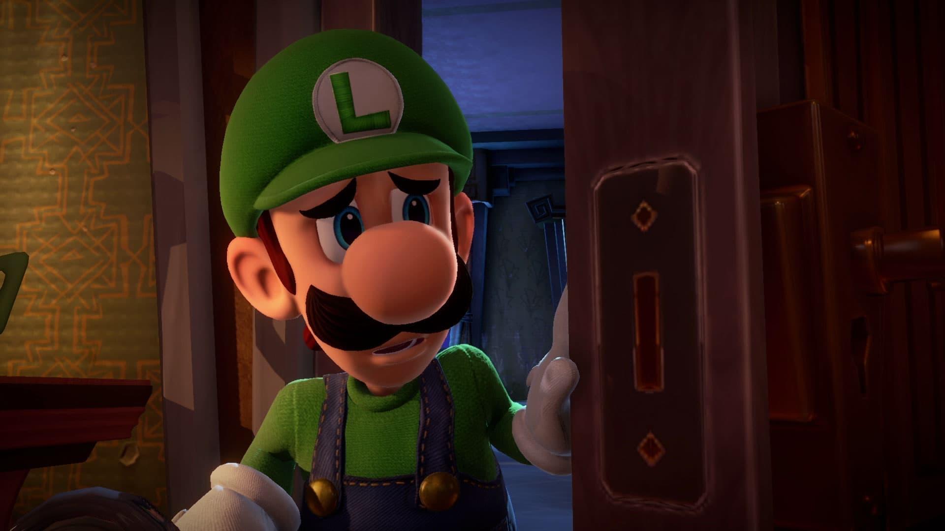 Switch《路易吉洋馆3》发售日确定10月31日万圣节