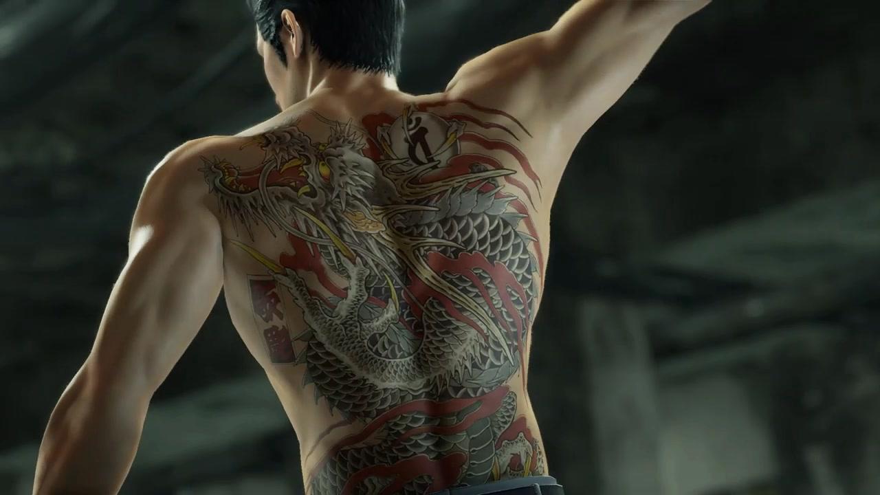 《如龙7》体验版上架 那个男人他回来了!