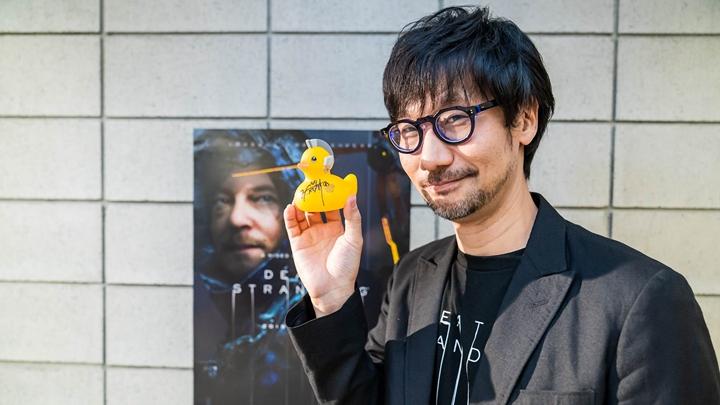 小岛秀夫采访:应该考虑推出《死亡搁浅》续作的可能性