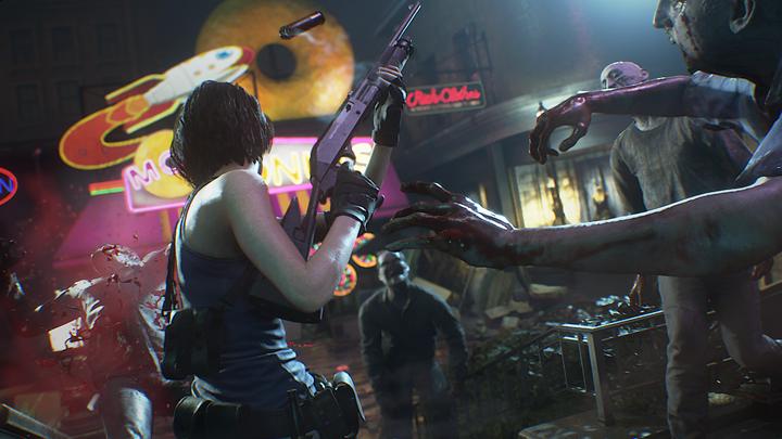 《生化危机3 重制版》将于2020年4月3日发售