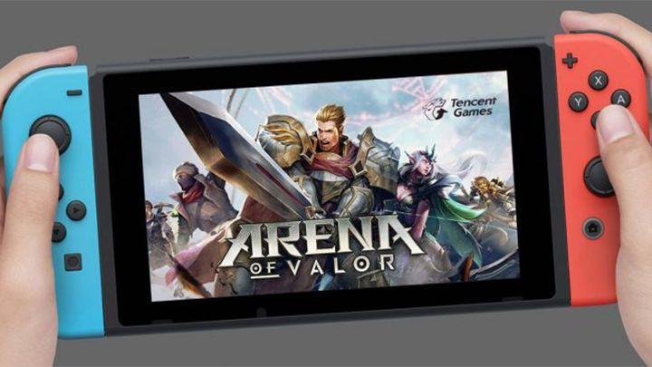 腾讯确认将代理国行任天堂Switch主机游戏