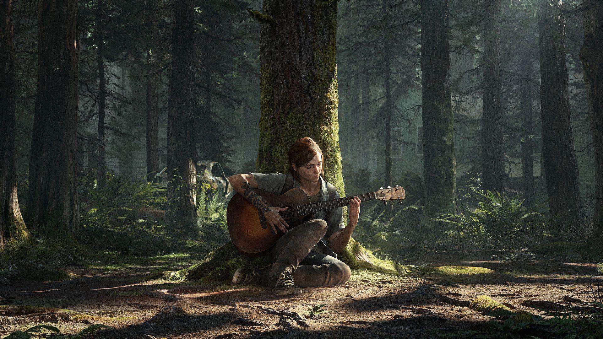 《最后生还者 第二幕》推出免费PS4新主题