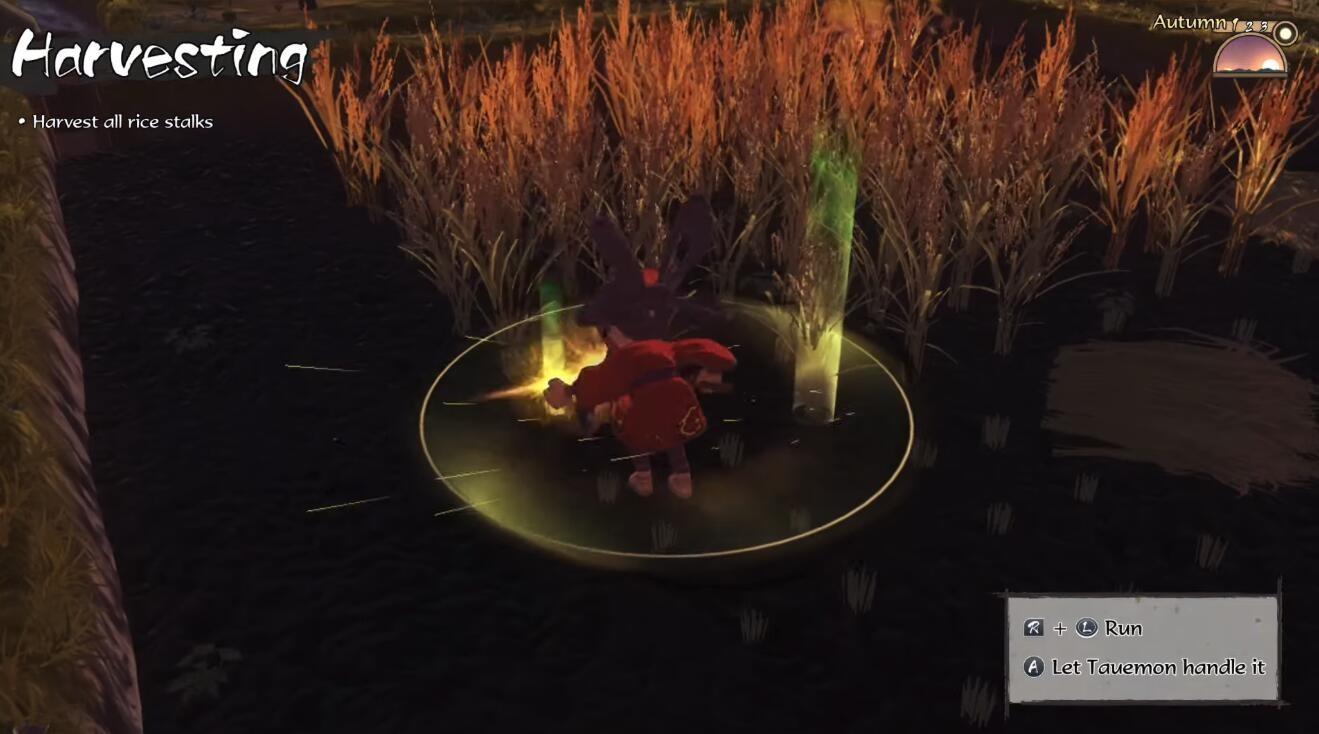 《天穗长命草姬》实机试玩演示 农作冒险交互的经营体验