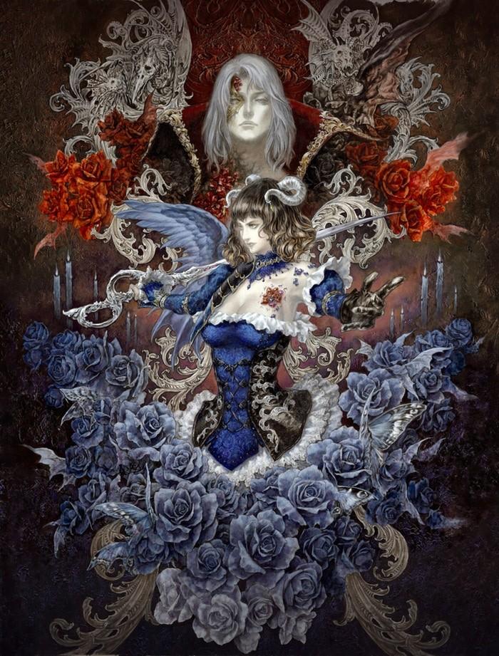 《血污 夜之仪式》公开小岛文美绘制插图 日版要延期数月