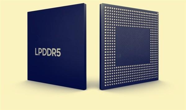 三星研发8nm工艺的LPDDR5内存 速率升至7.3Gbps