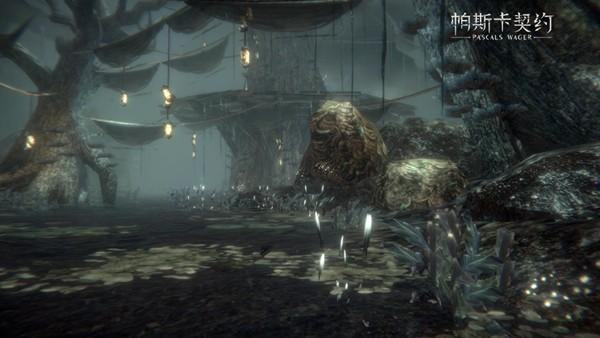 黑暗世界全面展开 《帕斯卡契约》最新预告片E3首曝