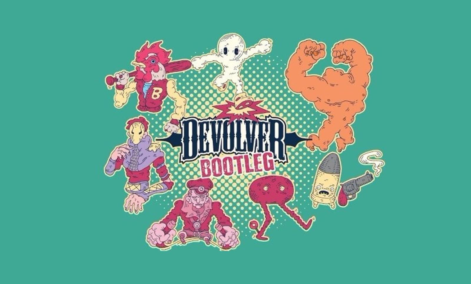 Devolver 山寨合集