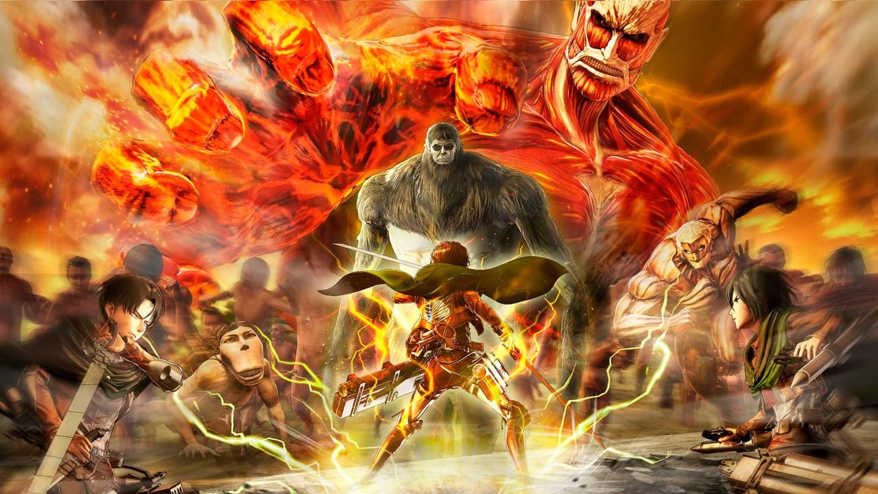 《进击的巨人2 最终之战》评测 横跨三季的究极完整版