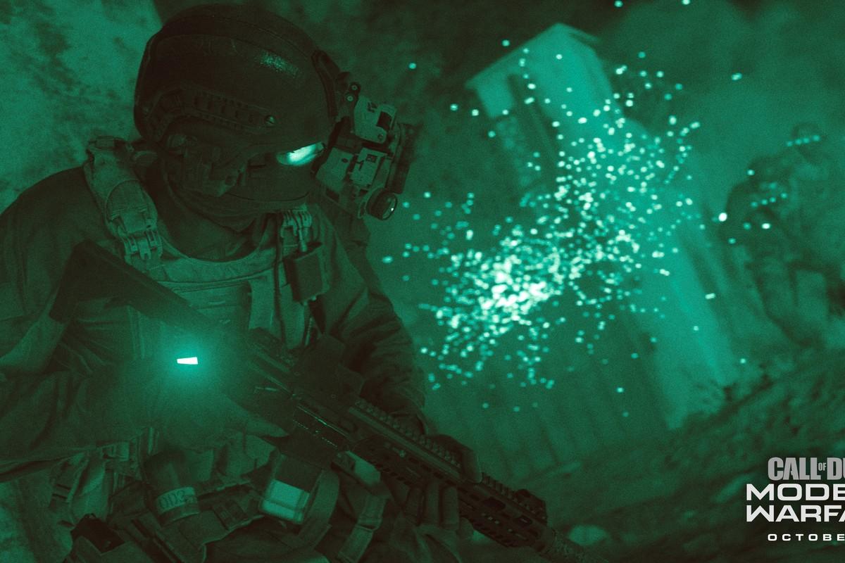 《使命召唤:现代战争》的2V2模式将于明天公布