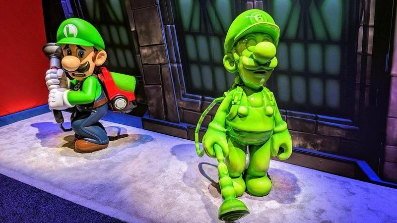 零售商透露《路易鬼屋3》将于10月5日发售