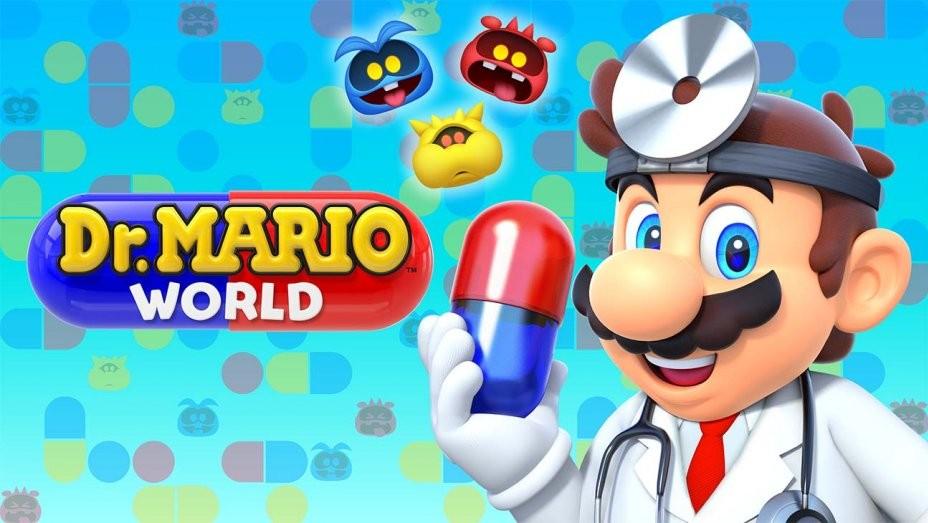 《马力欧医生世界》三天下载量超200万 收入超10万