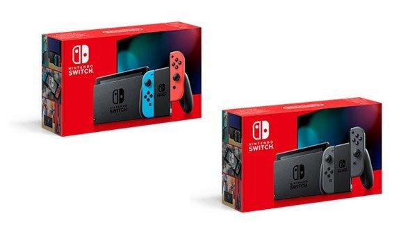 任天堂将推出电池升级版Switch 续航提升到4.5-9.0小时
