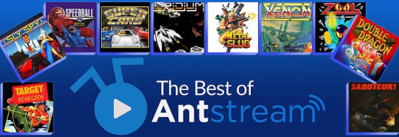 騰訊投資英國復古游戲流媒體平臺Antstream Arcade