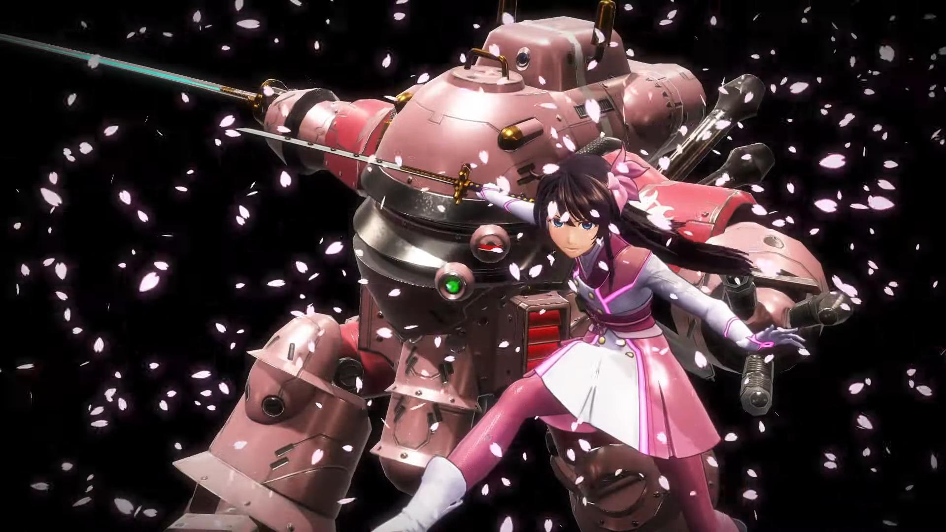 《新櫻花大戰》將于12月發售 并公開戰斗實機演示視頻