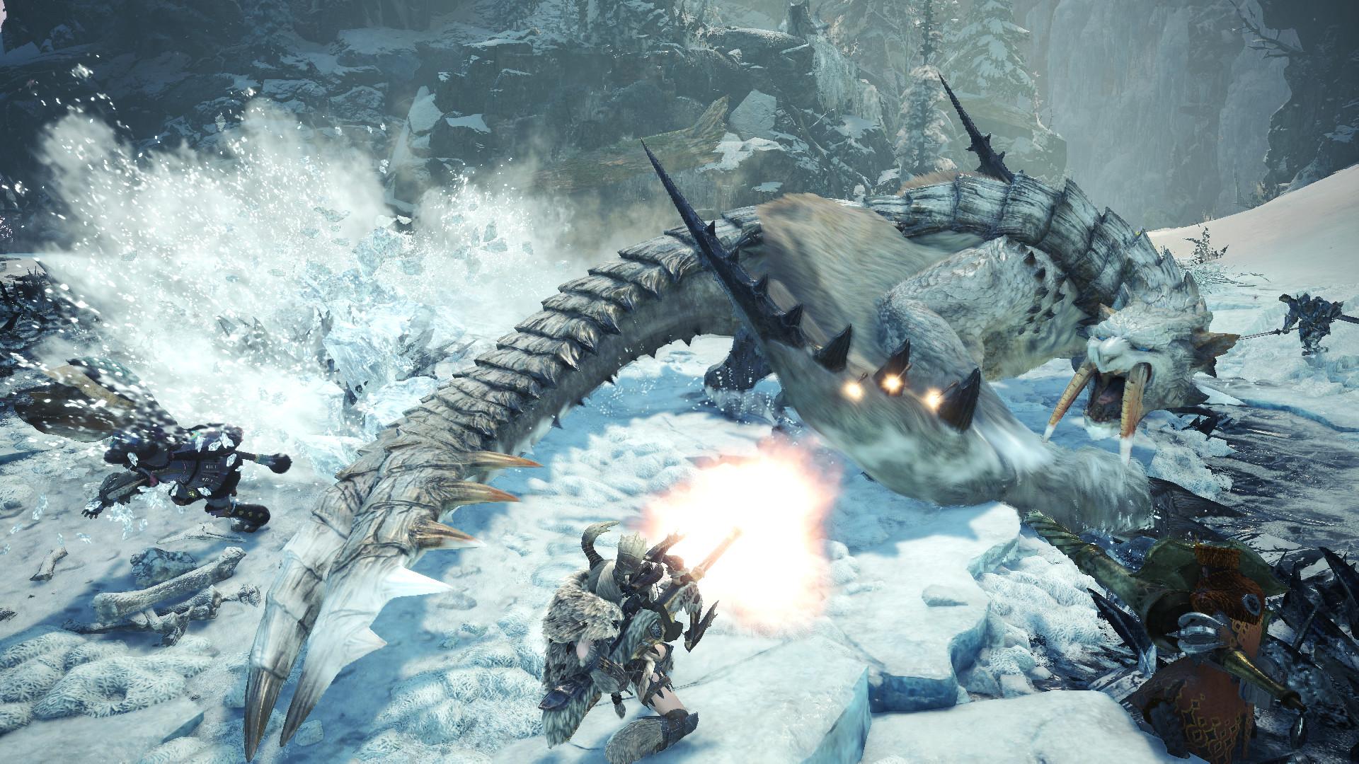 《怪物獵人世界 冰原》試玩報告:全新的狩獵體驗