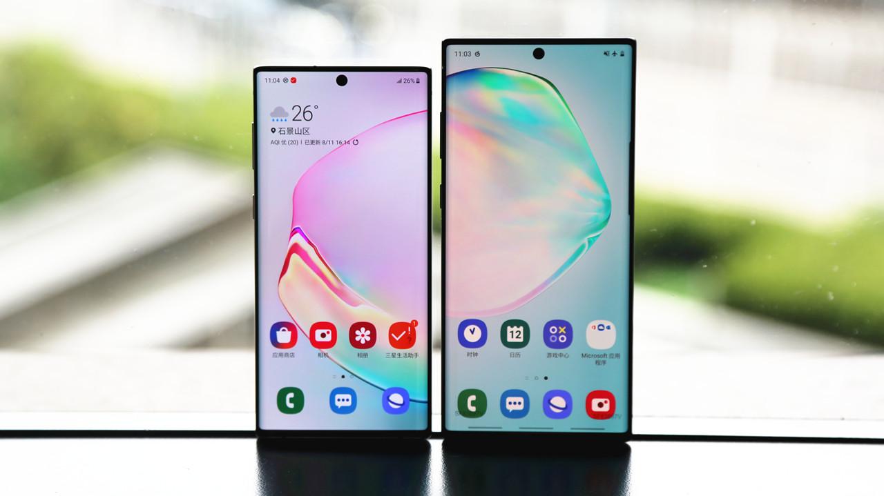 多项黑科技加持 屏幕依旧无可挑剔 三星Galaxy Note 10系列上手体验