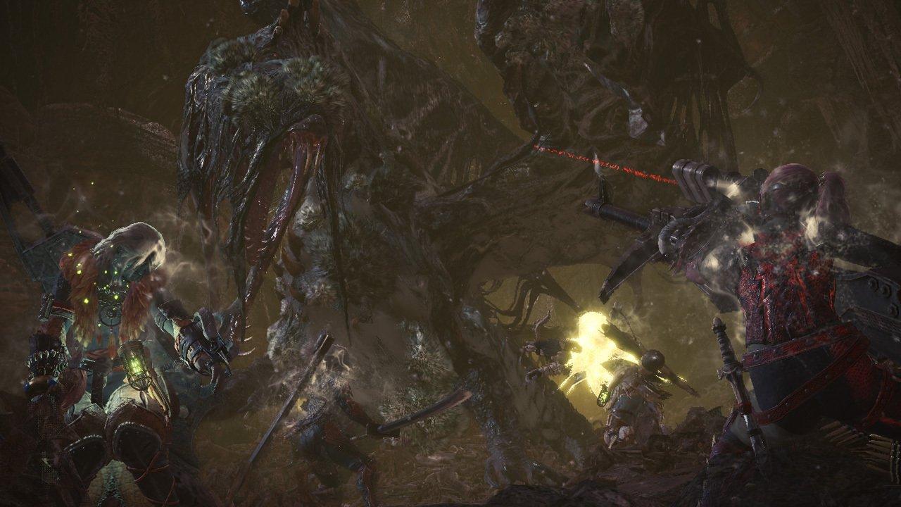 暴君Aibo上线!《怪物猎人世界》联动《生化2重制版》