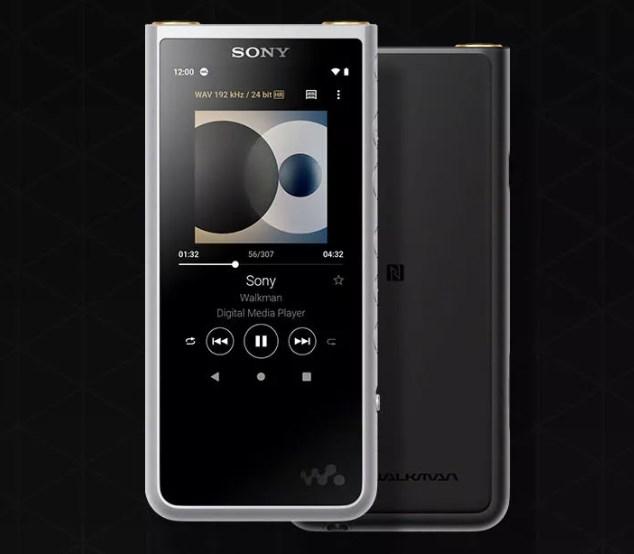 索尼发布Walkman音乐播放器NW-ZX500系列和NW-A100系列