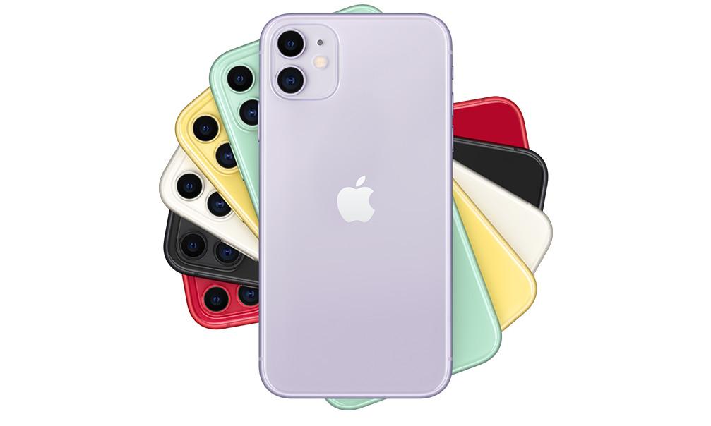 京东上架iPhone 11移动5G合约优惠版:售价4527元起