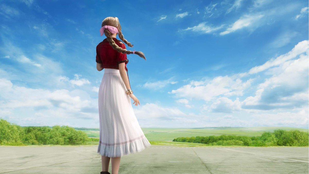 《最终幻想7 重制版》海量新截图与情报公开 陆行鸟首次亮相
