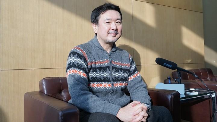 采访打越钢太郎:感受到了中国玩家对我和作品的热情