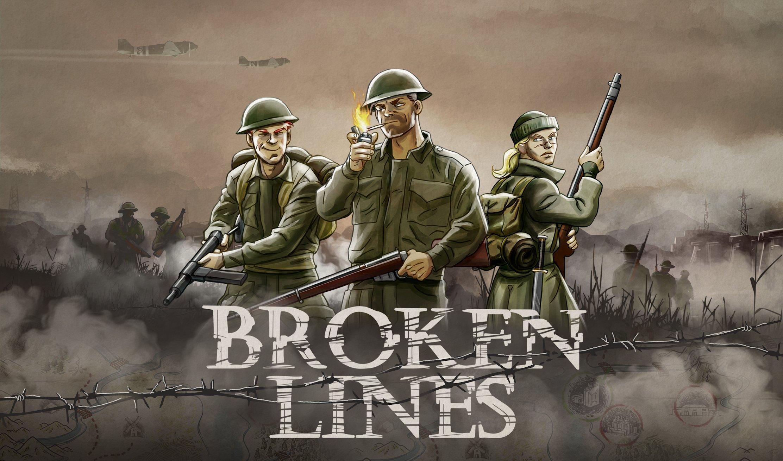 断线(Broken Lines)