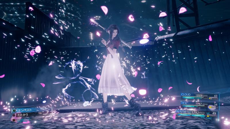 《最終幻想7重制版》日媒采訪要點與最新試玩視頻