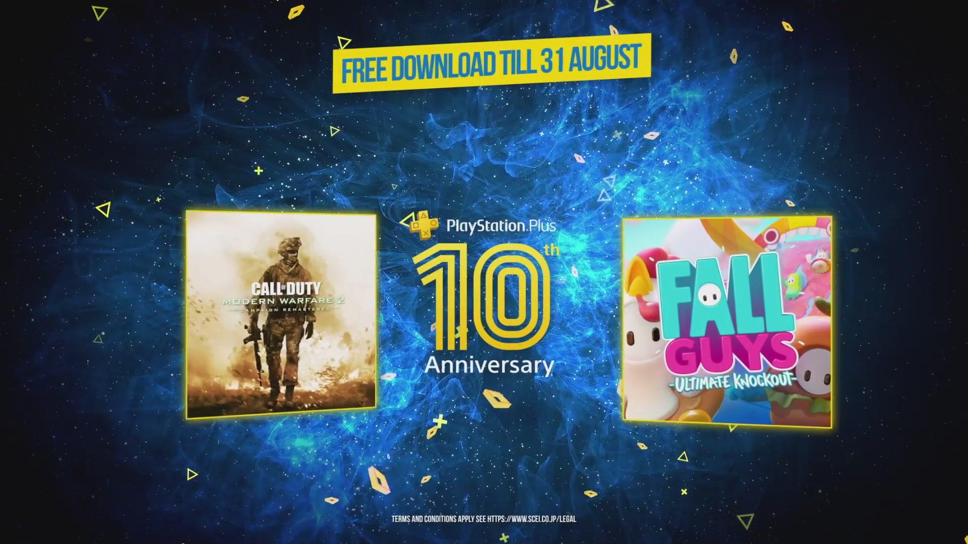 PS+会员2020年8月免费游戏汇总