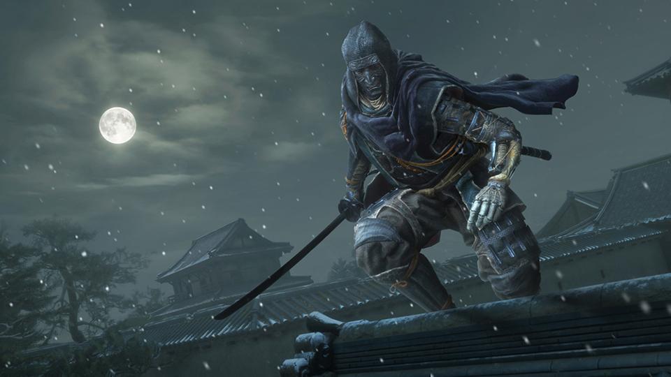 《只狼 影逝二度》10月推出BOSS连战模式等更新