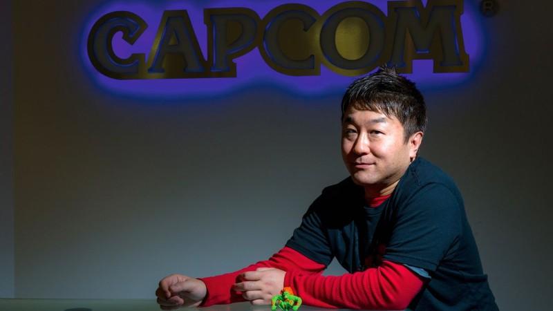 街霸制作人小野義德將離職 已為Capcom工作近30年