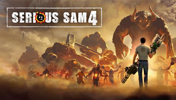 英雄薩姆4