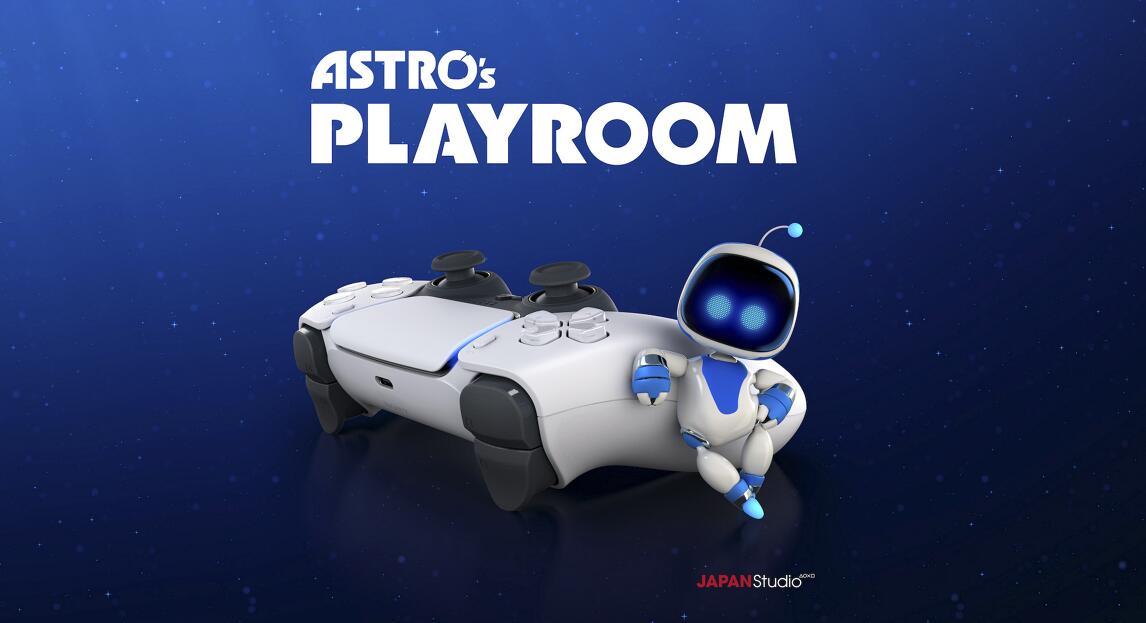 PS5《宇宙機器人無線控制器使用指南》評測