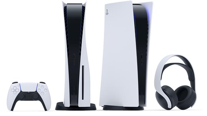 國行PS5正式公布 預定將在2021年4到6月間發售