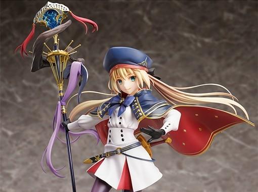 「Fate/Grand Order」阿尔托莉雅Caster「第二再临」手办开订