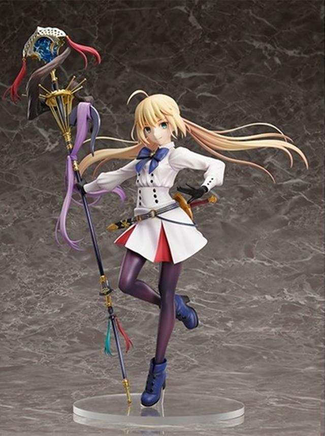 「Fate/Grand Order」阿尔托莉雅Caster「第二再临」手办开始预定